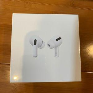 Brand New Apple AirPod Pros - still sealed!